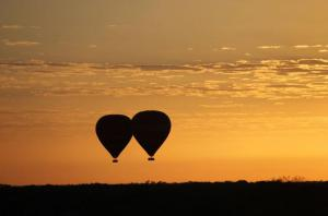 Balloon Flight Tour