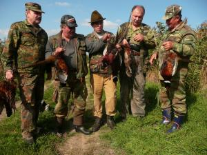 Hunting Tour In Moldova